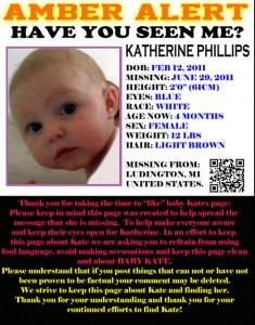 QR code Missing Katherine Phillips