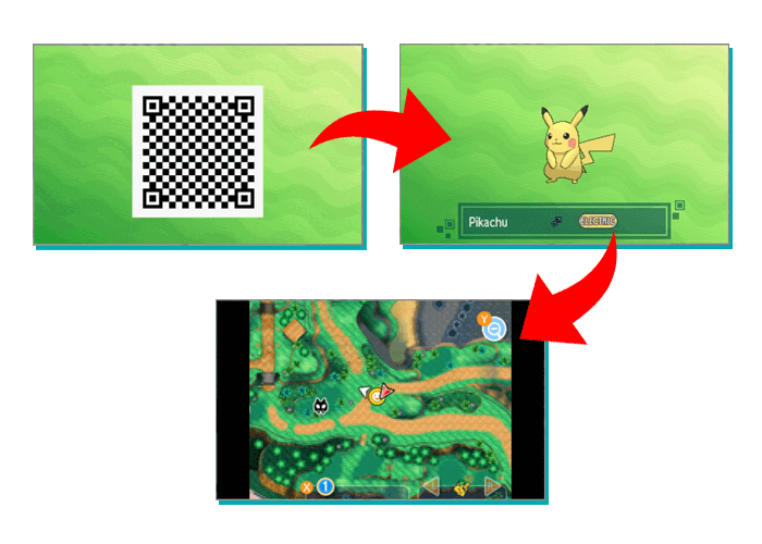 Códigos QR de Pokémon: ¡Atrápalos Ya!