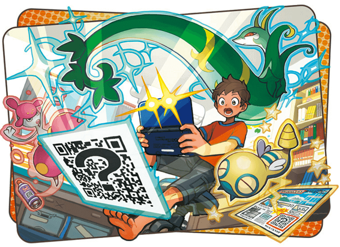 Pokémon Sun y Moon