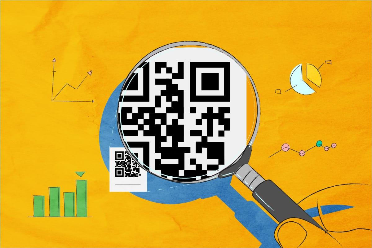 Traccia e misura i QR code