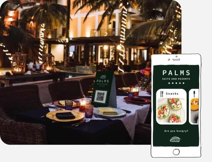 QR Code marketing ideas to provide your guests a Menu contactless
